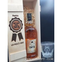 Set cadou Whisky Teachers